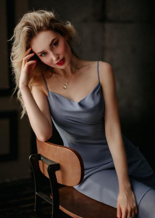 Irina international marriage esl